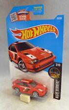 HotWheels 1985 Honda CR-X Red Night Burnerz