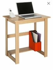 Wood Modern No Assembly Required Computer Desks Furniture