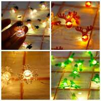 1PCS Battery Fairy String Lights Powered Christmas/Party/Wedding 20 LED 2M Hot