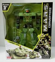 M.A.R.S. Converters Combat Tank NEW in Box Cybotronix by Hap-p-kid