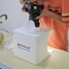 Mini Photo Studio Box, PULUZ 20cm Portable Photography Shooting light Tent Kit