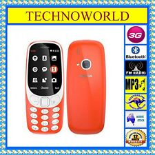 VODAFONE NOKIA 3310 CLASSIC+3G+BLUETOOTH+FM+CAMERA+MUSIC+FLASHLIGHT+CHEAP MOBILE
