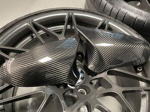 BMW F80 F82 F87 M2 LCI M3 M4 M PERFORMANCE STYLE CARBON FIBER MIRROR CAPS OEM