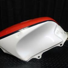 87-88 YAMAHA FJ1200 RED WHITE GAS TANK FUEL CELL PETROL RESERVOIR (BB28)