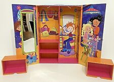Groovy Girls Doll House Wardrobe Carrying Case Play Fashion House Manhattan Toy