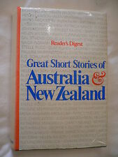 Great Short Stories of Australia & New Zealand. 1st Edition.1980. Not Ex-library