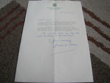 More details for janet e. fookes m.p signed house of commons letter