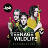 Ash - Teenage Wildlife - 25 Years of Ash 2CD Digipack - Released 14/02/2020