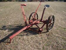 Vtg Horse Drawn Case Ih New Ideal Sickle Bar Mower J31 Garden/Yard/Country Decor