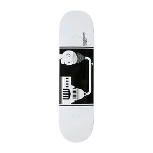 "Alien Workshop Skateboard Deck Brainwash 8.25"""