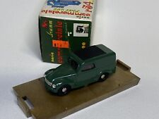 Brumm Italy 1/43 Fiat 500 Commercial Series Collectible Diecast Model Car r51
