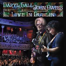 Live in Dublin DVD 2cd 2015 NTSC 5051300204525 Daryl Hall & John OA