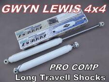2 x Pro Comp Shocks ES9000 15 inch travel Long Travel Shock Absorbers 4x4