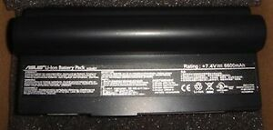 Original Battery ASUS Eee PC 870AAQ1595710 901 1000 Genuine Original
