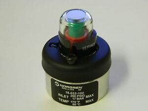 Norgren Differential Pressure Indicator 18-033-102