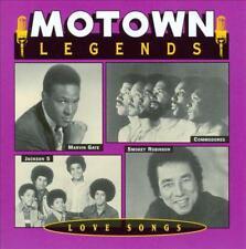 MOTOWN LEGENDS: LOVE SONGS CD: Jackson 5*Diana Ross*Lionel Richie*Stevie Wonder