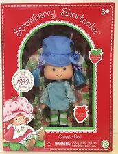 "Blueberry Muffin ~ Strawberry Shortcake Reproduction of Original 80""s Doll BNIB"