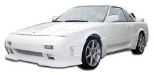 85-89 Toyota MR2 Duraflex F-1 Front Bumper 1pc Body Kit 100702