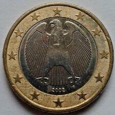 2002 1 Euro German Coin Eagle By Heinz Berlin German Coin