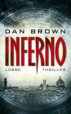 Inferno von Dan Brown (2013, Gebundene Ausgabe)