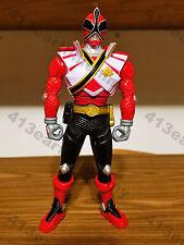 """Power Rangers Samurai  """"Armor Morphin Ranger Fire""""  (Complete)"""