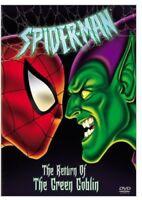 Spider-Man: Return of Green Goblin [New DVD]