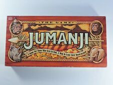 Jumanji The Game 1995 Milton Bradley board game TriStar Pictures movie film 1996