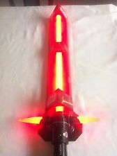 Disney KYLO REN Lightsaber - STAR WARS: Motion Sensor Controlled Sound FX  #4