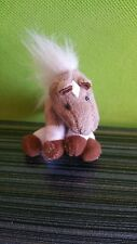 """Only Hearts Pets """"GOLDEN THE HORSE"""" White mane/hair Only Hearts Club RARE"""