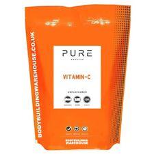 100% Vitamine C Acide Ascorbique ANTIOXYDANT Vitamines MINÉRAUX C Poudre  50g