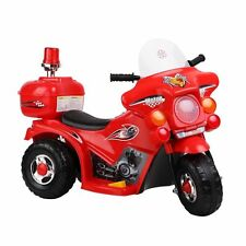 Kids Electric Ride on Motorbike 3 Wheel Motorcycle Children Trike Toy Bike Car