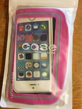 sports armband/ Money Holder/ Jogging Case For Iphone 6s Waterproof Pink