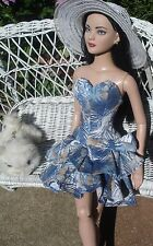 Tonner american model doll  doll dress