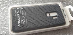 100% Official Samsung Galaxy S9+ Hyperknit Grey Rear Cover / Case