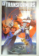Transformers Unicron #1 1:50 Retailer Incentive Variant
