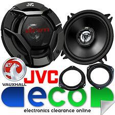 Vauxhall Zafira B 2005-11 JVC 13cm 5.25 Inch 520 Watts 2 Way Front Door Speakers