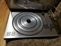 B & O BEOGRAM RX TYPE 5773 TURNTABLE