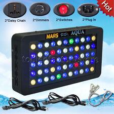MarsAqua Dimmable 165W LED Aquarium Light Full Spectrum Reef Marine Coral Lamp