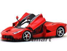 HOTWHEELS 1:18 LA FERRARI F70 NEW BLY52 LAFERRARI RED DIECAST MODEL CAR