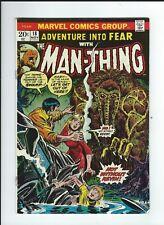 Fear #18 (Nov 1973, Marvel) FN/VF- 6.5 Man -Thing Appearance