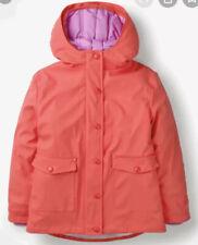 New Mini Boden Waterproof Coat 3 In 1 Jam Red 2-3 Years 98cm  Zipper