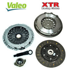 VALEO COVER+STAGE 2 DISC CLUTCH KIT & FLYWHEEL HYUNDAI TIBURON 2.7L for 5& 6-SPD