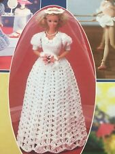 Crochet Fashion Doll Clothes For Barbie, Pamphlet 268 from Leisure Arts