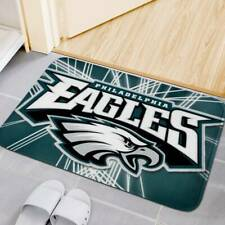 Philadelphia Eagles Door Mat Floor Mat Entrance Room Non-slip Carpet Rectangle