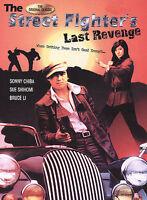 The Street Fighters Last Revenge DVD Brand New