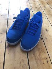 Nike Air Jordan 1 Flight 5 Low Blue Mens Basketball Trainers Size 11 Worn Once