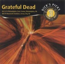 Dick's Picks, Vol. 31: 8/4-5-6/74 Grateful Dead 4 cds Philadelphia Roosevelt