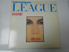 1981 Human League  – Dare LP A&M SP·6·4892 Gatefold EX/VG+ PROMO Dont You Want