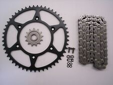 HONDA CRF250R CRF 250 R SPROCKET 13/51 & EK SRO-6 O-RING CHAIN SET STOCK GEARING
