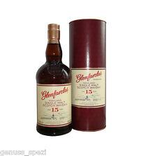 Glenfarclas 15 Jahre Single Malt Scotch Whisky 46% 0,7l